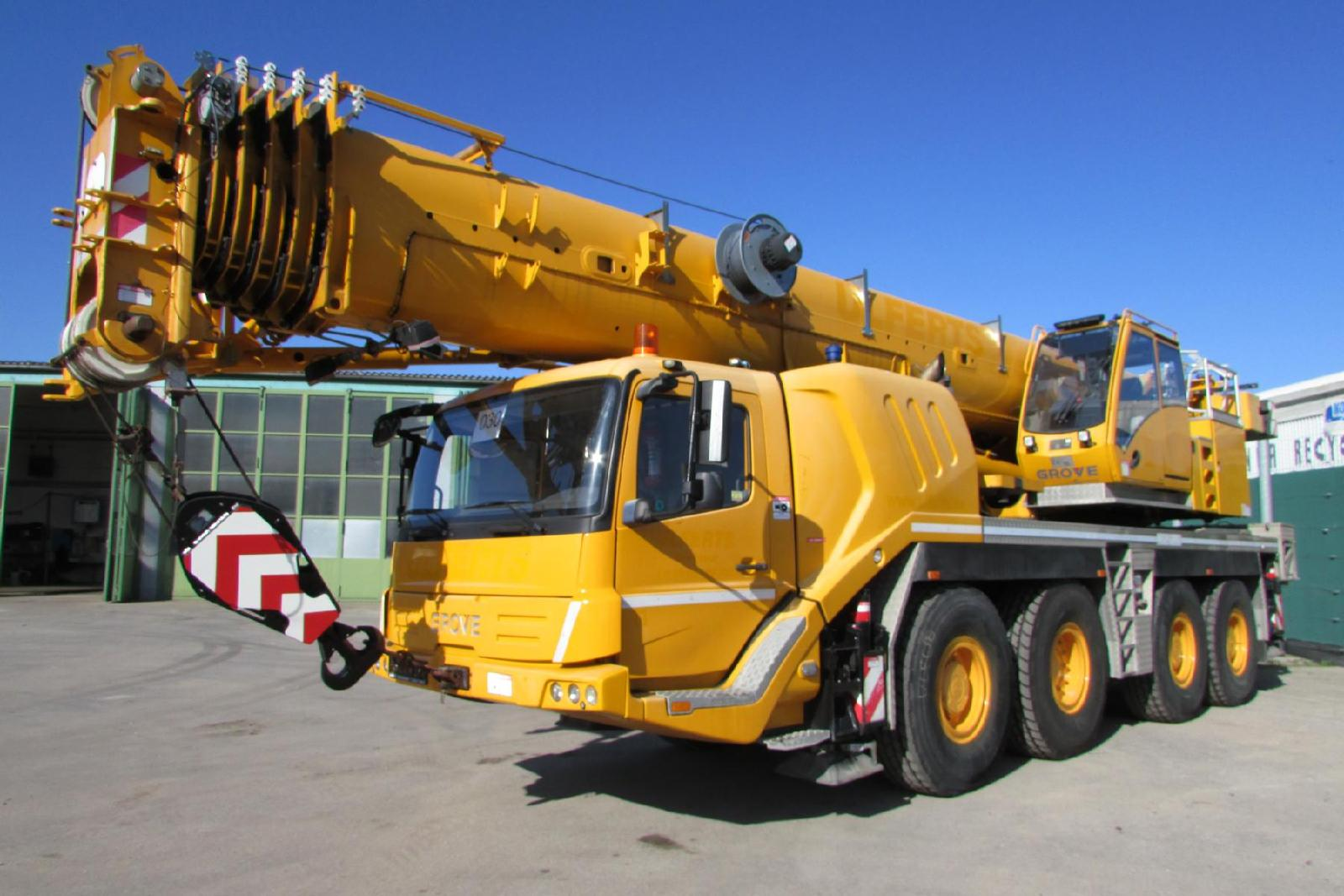 BENEFITS OF BUYING FROM THE MOBILE CRANES FOR SALE IN AUSTRALIA