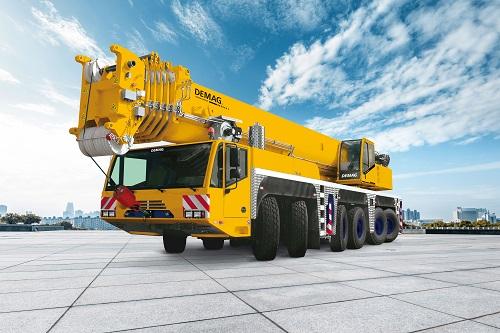 Mobile Crane Hire in Sydney