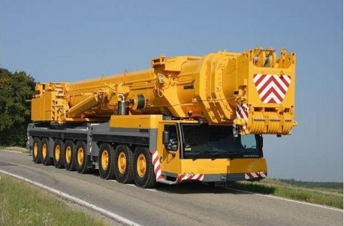 Benefits of Using a Mobile Cranes For Hire